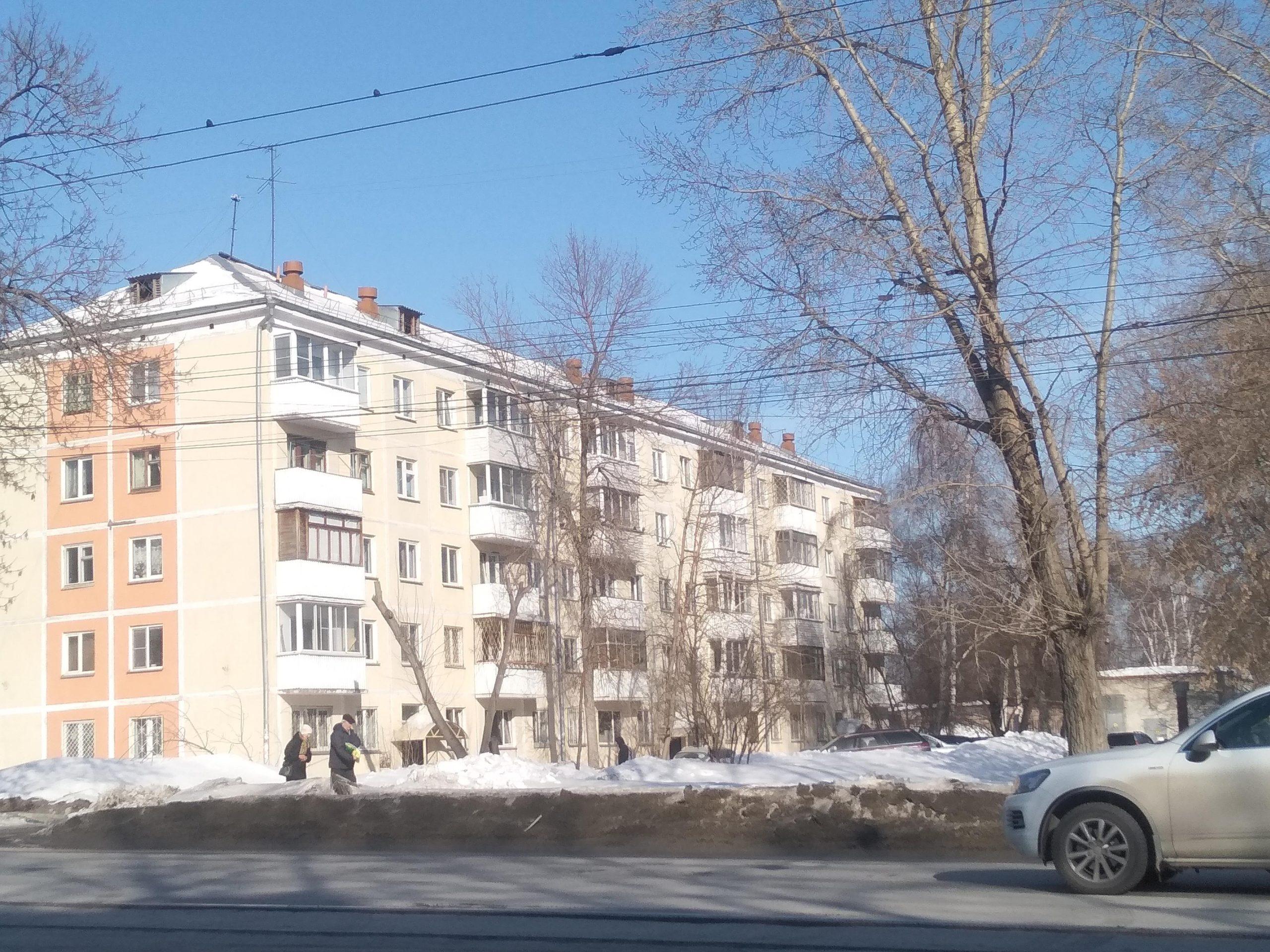 Экспертиза проектной документации домов по улице Сибиряков-Гвардейцев