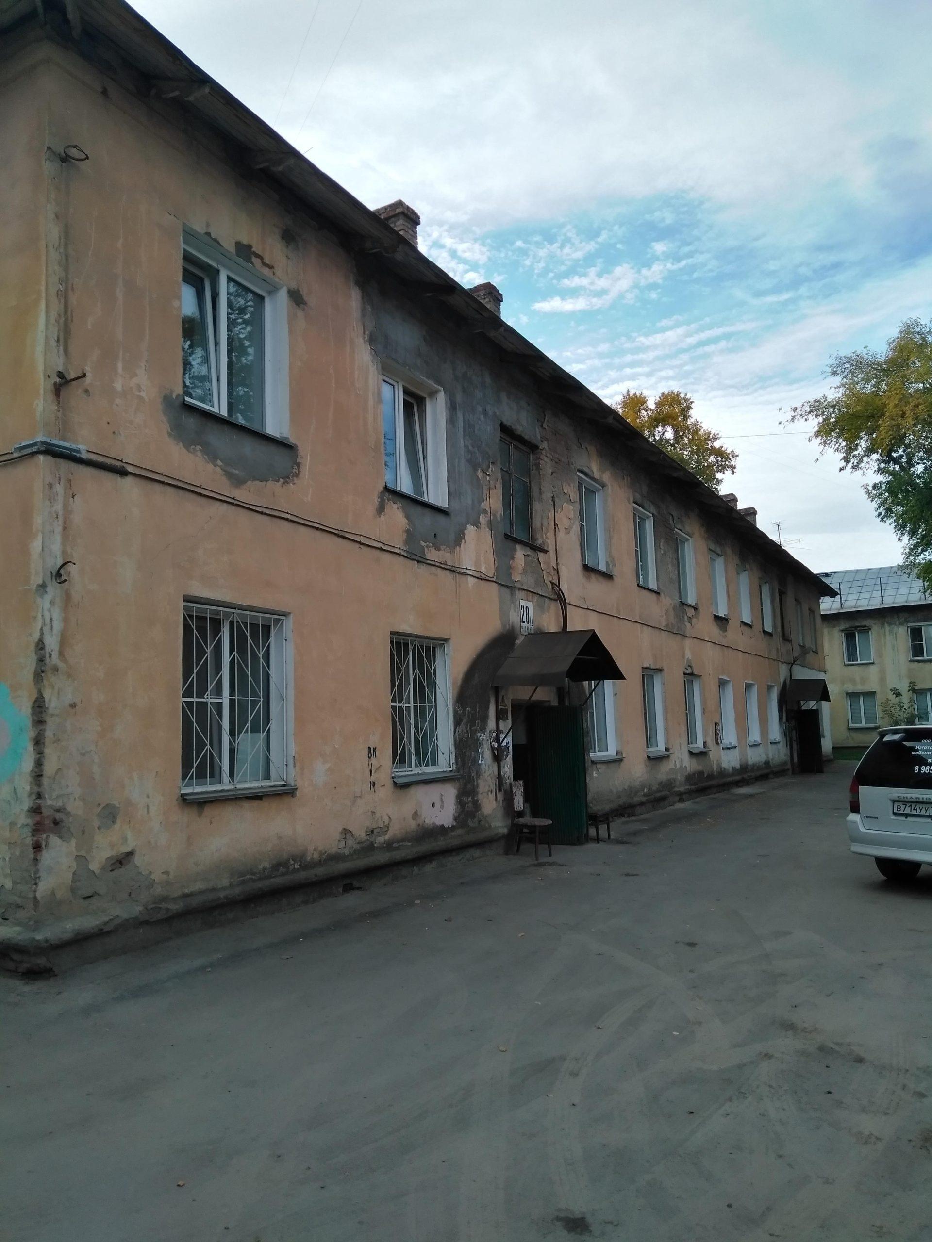 Экспертиза проектной документации дома Фасадная-28